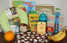 Care Package Ideas for Kids with Cancer