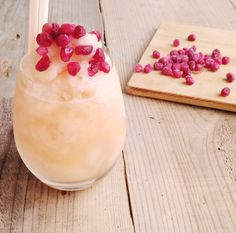 かき氷よりもコレ!真夏に飲みたい「グレープフルーツのスムージー」 | TABI LABO