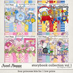 Storybook Collection Volume 1 by Meghan Mullens