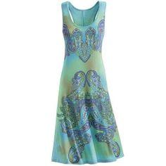 South Seas Dress