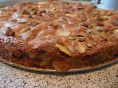 Ananastaart met pistache - #glutenvrij #glutenfree