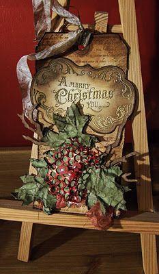 Christmas tag...I LOVE THIS TAG