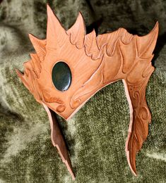 a5893496162cc Wood Elf Headdress v2 - WIP by Shendorion on DeviantArt Africana