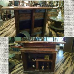 Here is Jeremie's bar finished. Pictures do not do it justice. A must see in person!! $849.99