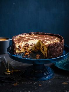 mars bar cheesecake | photo ben dearnley
