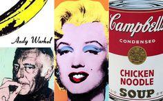Mostra di Andy Warhol a Milano dal 24 ottobre 2013 al 9 marzo 2014. Il padre della Pop Art in mostra a Milano.  #AndyWarhol #Milano