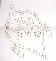 papercutting templates/ideas