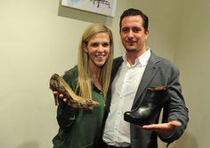 Kleine, exklusive Schuhkollektionen mit femininem Chic: Dafür steht das Wiener Familienunternehmen Natalie Rox, das Natalie Stando und Alex Wulff führen.