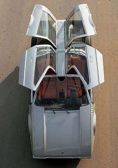 1970 Porsche Tapiro Italdesign Concept