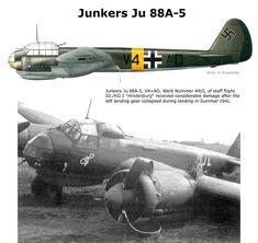 Ju 88A-5