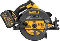 Model Dewalt FlexVolt MAX Cordless Lithium-Ion in. Circular Saw (Bare Tool). MAX Cordless Lithium-Ion in. Circular Saw (Bare Tool) - Series FlexVolt. Circular Saw Reviews, Best Circular Saw, Grid Tool, Dewalt Power Tools, Power Router, Compound Mitre Saw, Cordless Circular Saw, Saw Tool, Bench Set