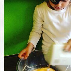 EINFACH SO! Weil Backen Spaß macht und Kuchen lecker ist :)