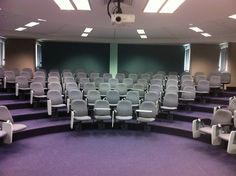 Harvard Style Lecture Theatre at CQU SSC