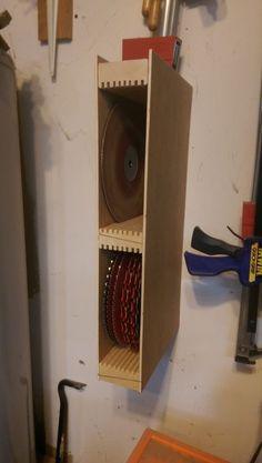 Lastest Ana White  Saw Blade Storage  DIY Projects