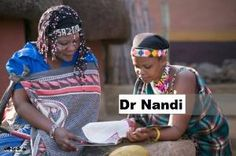 African woman herbalist healer Dr Nandi Ruki +27810744011