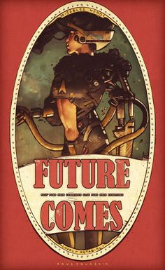 Future Comes by Couscous Team *