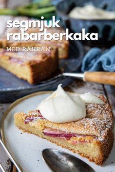 Grandma Cookies, Cake Recipes, Dessert Recipes, Swedish Recipes, Foods To Eat, Aesthetic Food, Diy Food, No Bake Cake, Food Inspiration