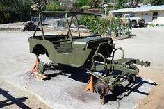نتيجة بحث الصور عن willys jeep chassis