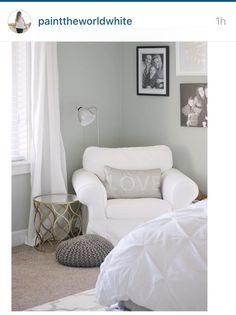 Bon Sherwin Williams   Comfort Gray Master Bedroom And Babyu0027s Room