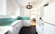 I'll see how much of this style I can incorporate into our kitchen remodel!