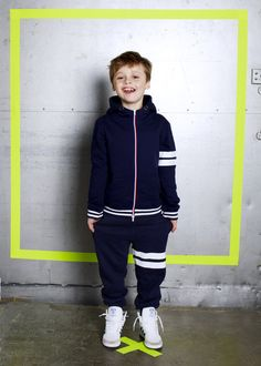 AW14 PREVIEW - AVAILABLE SOON! | Ruff and Huddle London Limited placement stripes