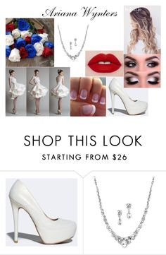 """""""Ariana Wynters"""" by kiska166 ❤ liked on Polyvore featuring Qupid"""