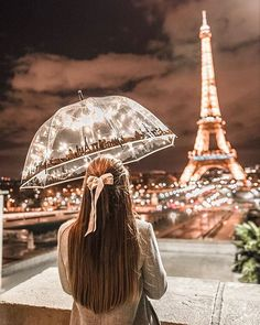 Image may contain: one or more people, sky, night and outdoor Fantasy Photography, Paris Photography, Girl Photography Poses, Nature Photography, Paris Wallpaper, Girl Wallpaper, Disney Wallpaper, Paris Pictures, Girly Pictures