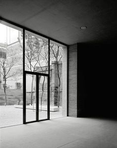 baukunst-nrw - Kolumba museum Cologne in Cologne, Architecture