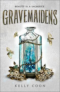 Gravemaidens (Gravemaidens by Kelly Coon: October 2019 by Delacorte Press The start of a fierce fantasy duology about three maidens who are chosen for their land's greatest honor.and one girl determined to save her sister from the grave. Books To Read, My Books, Teen Books, Reading Books, Fallen Series, Romance, Fantasy Books, Book Cover Design, Book Lists