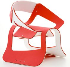 Flat Chair Project by Sara Paculdo