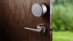 August Smart Lock 2nd Generation!! Your smartphone is now a smart key—and more. Lock and unlock your door, create virtual keys for guests, and keep track of who comes and goes, all from your iOS or Android smartphone.