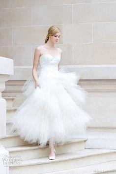 Marie Laporte #Wedding Dresses 2012   #weddingdresses #tumpop #bridal