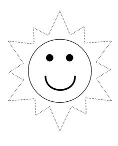 printable sun patterns  sun template you can use  x