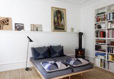 Et hyggeligt, praktisk og meget personligt hjem   www.b.dk