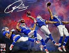 Image result for odell beckham catch