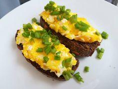 Keto, Avocado Toast, Baked Potato, Low Carb, Healthy Recipes, Healthy Food, Potatoes, Baking, Breakfast