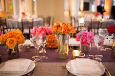 Saratoga Springs Wedding at The Canfield Casino from Laura Remmert Events  Read more - http://www.stylemepretty.com/2012/10/19/saratoga-springs-wedding-at-the-canfield-casino-from-laura-remmert-events/