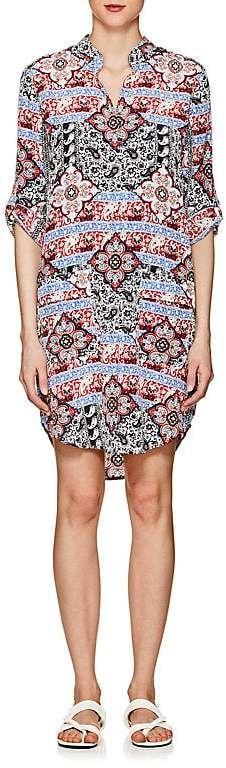 Womens Amanda Paisley & Floral Silk Dress Zadig & Voltaire hiOUnqN4rF