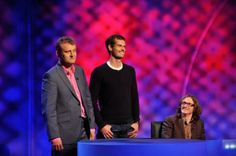 Andy Murray had fun being ripped to shreds in Mock The Week Sport Relief special 21/03/14