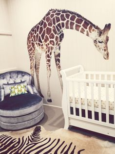 1000 images about nursery ideas on pinterest giraffes safari and wall decals. Black Bedroom Furniture Sets. Home Design Ideas