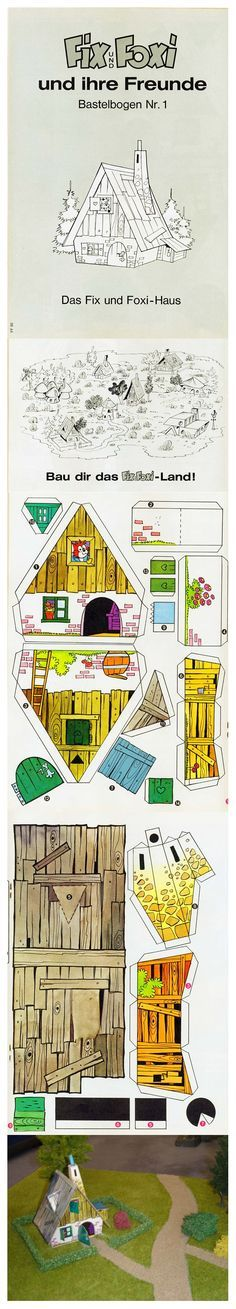 Fairy house maybe? Check on my board printable houses for more