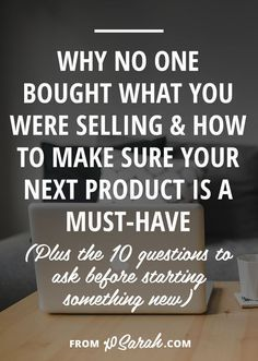 Passive Income - Why no one bought what you were selling (and how to MAKE SURE your next product is a must-have) Legendary Entrepreneurs Show You How to Start, Launch & Grow a Digital Hours of Training from Industry Titans Business Advice, Business Planning, Online Business, Business Management, Etsy Business, Business Help, Business Quotes, Business Opportunities, Growing Your Business