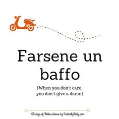 Day 14 of 100 Days of Italian Idioms by instantlyitaly.com