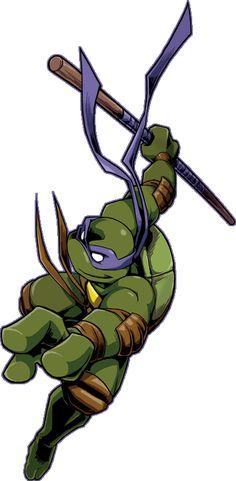 TMNT - Donatello by ~FREAKfreak