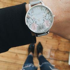 New watch hooray! Liberty Print, Olivia Burton, Print Patterns, Fashion Accessories, Jewels, Watches, My Style, Candy, Book