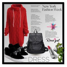 """Rosegal - Free shipping worldwide38"" by irmica-831 ❤ liked on Polyvore featuring Burberry and Givenchy"
