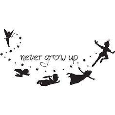 Disney tattoos peter pan, peter pan tattoos, peter pan disney, up Peter Pan Disney, Disney Tattoos Peter Pan, Tattoo Disney, Peter Pan Tattoos, Disney Mandala Tattoo, Peter Pan Silhouette, Disney Crafts, Disney Art, Disney Movies