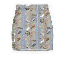 Brighton Rock Mini Skirt #redbubble #skirt #mini #miniskirt #pencilskirt #bodycon #brighton #hove #rainbow #kitsch #kawaii #graphic #alternative #ss16 #clohthes #fashion