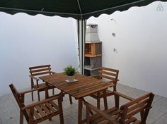 The Terrace with barbecue