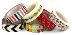 198 ft of Washi Tape from Glitz Design.  71% OFF at www.peachycheap.com!